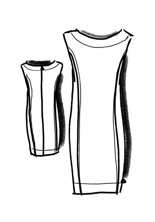 Kleid klassisch